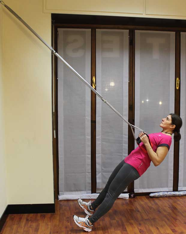 TRX pilatesconlaura