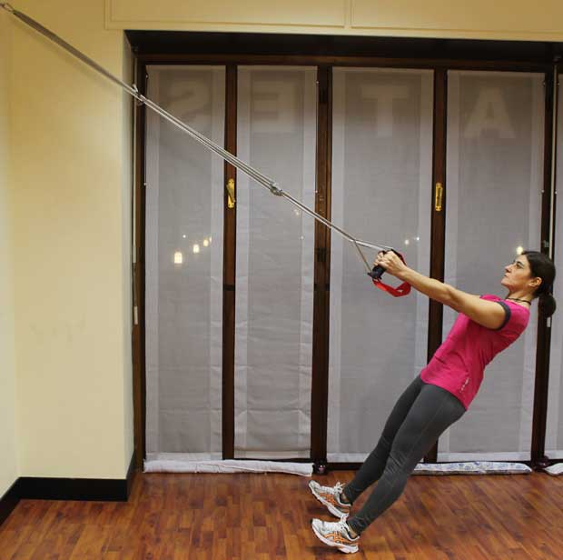 TRX pilatesconlaura1